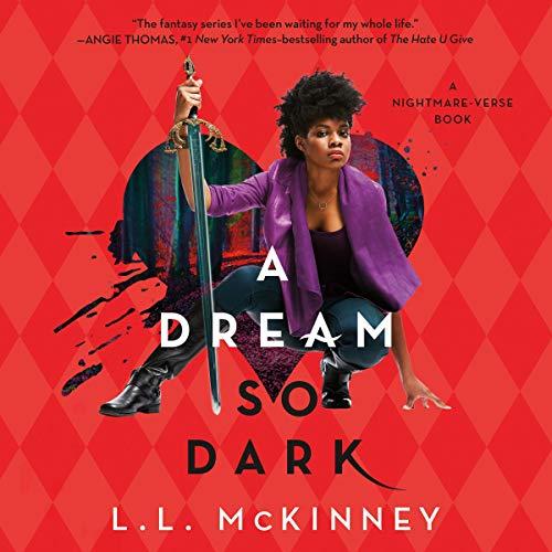 A Dream So Dark audiobook cover art