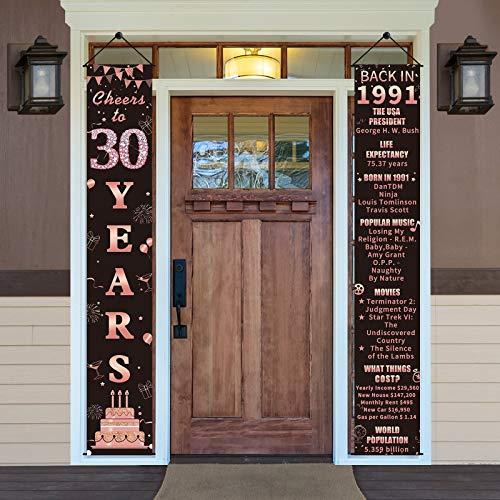 30th birthday party decor _image4