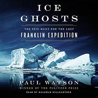 Page de couverture de Ice Ghosts