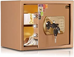 Cabinet Safes, Safe, Home in-Wall Commercial Office Safes, Small Bedside, Mini Safe Deposit Box, Piggy Bank, Piggy Bank, D...