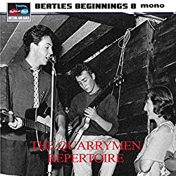 Beatles Beginnings 8 (The Quarrymen Repertoire 4cd)