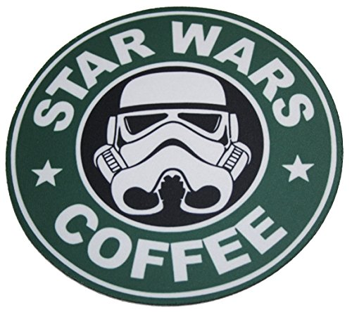 Tapis de souris Star Wars Coffee