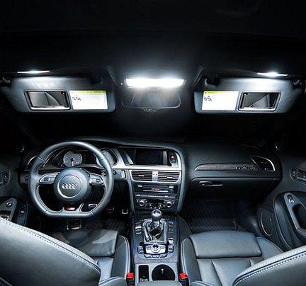 doled a6 C6 LED SMD 4014 Set éclairage d'intérieur 17 pièces Blanc Canbus Xenon, aucun Message d'erreur