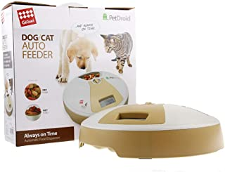 Gigwi Pet Droid Food Dispenser for Dogs and Cats