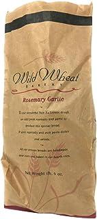 Wild Wheat Bakery, Bread Rosemary Garlic, 10 Ounce