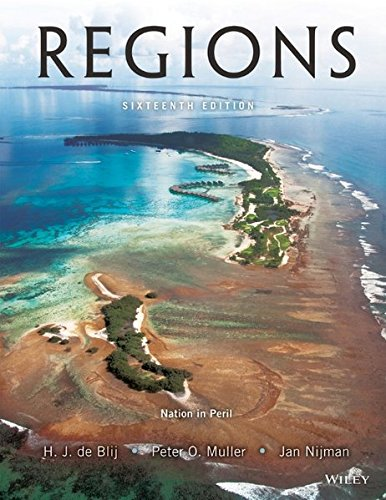 Download Geography: Realms, Regions, and Concepts 1118673956
