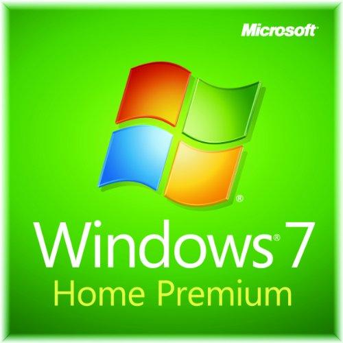 Windows 7 Home Premium 64 Bit OEM [import allemand]