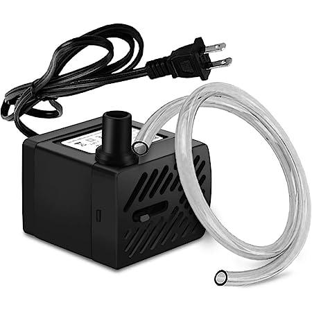 auswählbar Tauchfähig Wasser Mini Pumpe für Tauchen DC 3.5V-9V USB