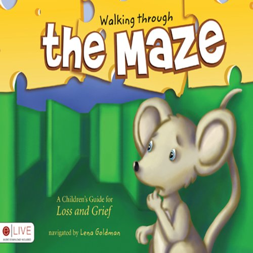 Walking through the Maze audiobook cover art