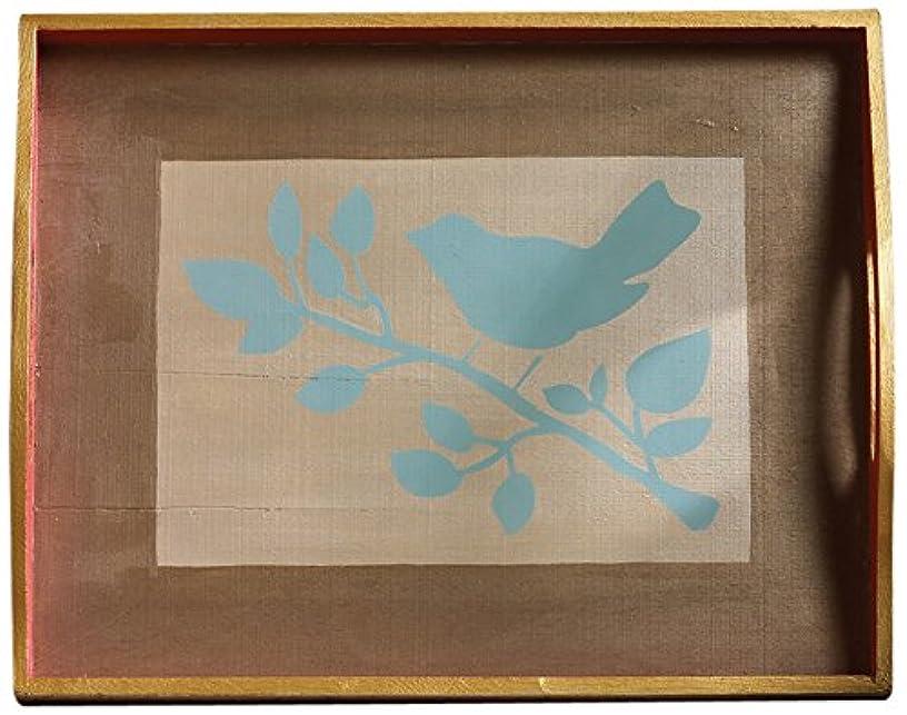 FolkArt Large Painting Stencil, 30601 Bird
