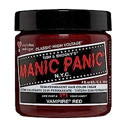Image of Manic Panic Vampire Red...: Bestviewsreviews