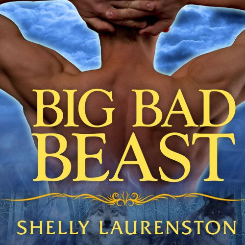 Big Bad Beast audiobook cover art
