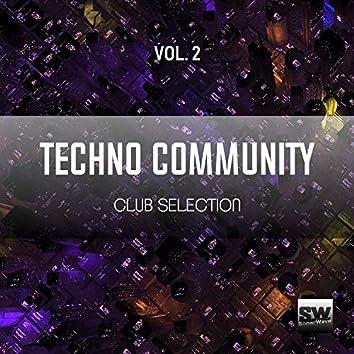 Techno Community, Vol. 2 (Club Selection)