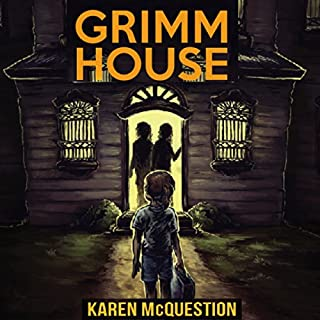 Grimm House audiobook cover art
