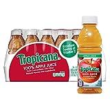 Tropicana Apple Juice, 10 oz., 24 Count