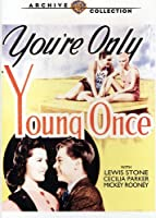 You're Only Young Once (1937) [DVD]