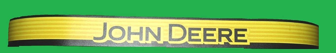 John Deere rear decal Z225 Z245 Z425 Z445 Z465 M158580