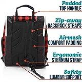 Zoom IMG-2 athletico borsa per scarponi da