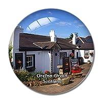 スコットランドグレトナグリーン有名な鍛冶屋イギリスイギリス冷蔵庫マグネットホワイトボードマグネットオフィスキッチンデコレーション
