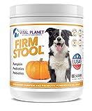 Vital Planet - Firm Stool - Eliminates Dog Diarrhea and Gas - Pumpkin,...