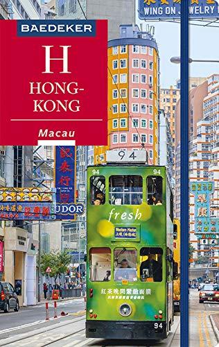 Baedeker Reiseführer Hongkong: mit praktischer Karte EASY ZIP