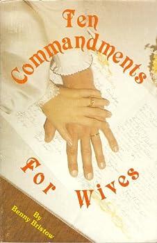 Paperback Ten Commandments For Wives Book