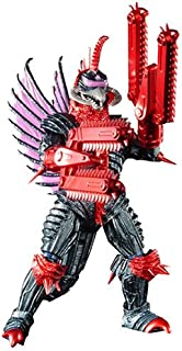 Bandai Godzilla Deluxe DieCast Action Figure Final Wars Red Gigan Death Trigger GD-76N