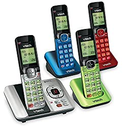 Image of VTech CS6529-4B 4-Handset...: Bestviewsreviews
