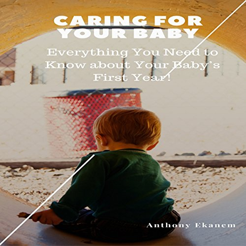 Caring for Your Baby audiobook cover art