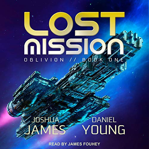 Lost Mission cover art