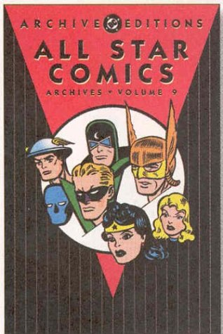 All Star Comics Archives 9
