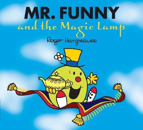 Mr Funny and the Magic Lamp (Mr. Men & Little Miss Magic)