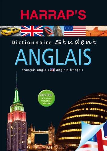 HARRAP'S STUDENT ANGLAIS-FRANCAIS/FRANCAIS-ANGLAIS