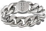 Tommy Hilfiger Jewelry Damen-Ring Classic Signature Edelstahl Gr. 56 (17.8) - 2700966D