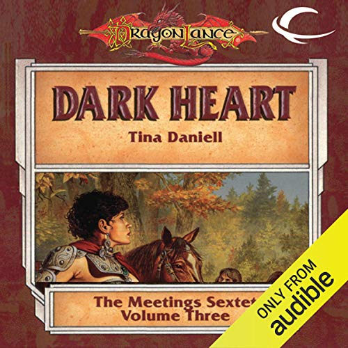 Couverture de Dark Heart