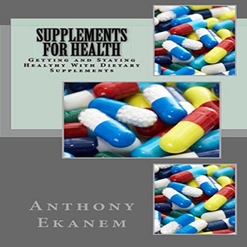 Supplements for Health audiobook cover art