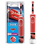 Oral-B Stages Power Kids Electric Rechargeable Toothbrush with Disney Pixar Cars Characters, 1