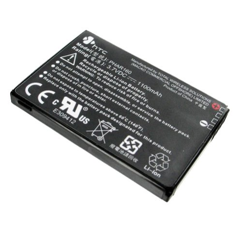 HTC Original-Akku (BA S280) P3470 Battery 1100mAh 3.7V