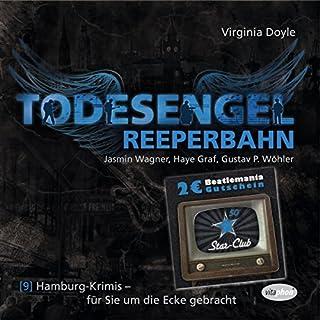 Todesengel Reeperbahn (Hamburg-Krimis 9) Titelbild