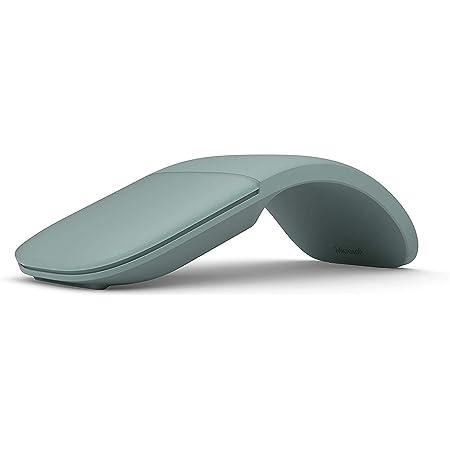 マイクロソフト マウス Bluetooth対応/薄型/小型 Arc Mouse Sage ELG-00046