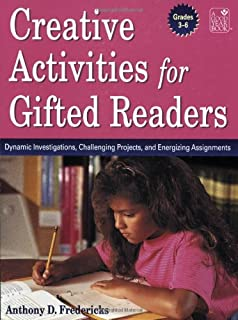 Best creative activities for gifted readers 3 6 Reviews