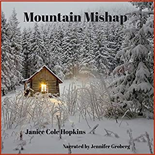 Mountain Mishap audiobook cover art