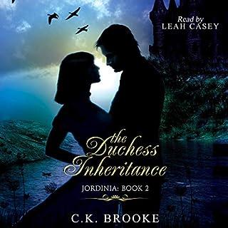 The Duchess Inheritance audiobook cover art