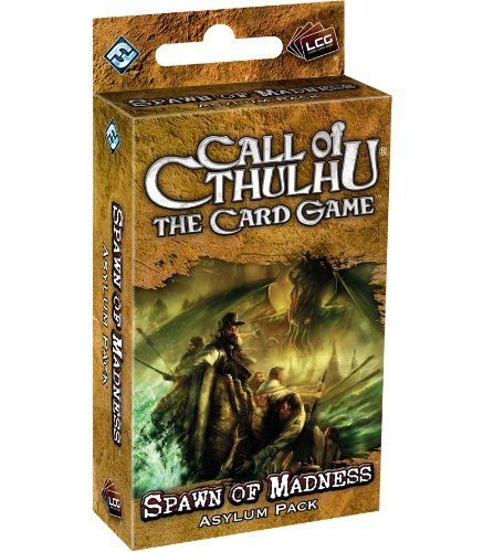 Call of Cthulhu The Card Game: Spawn of Madness Asylum Pack (Living Card Games)