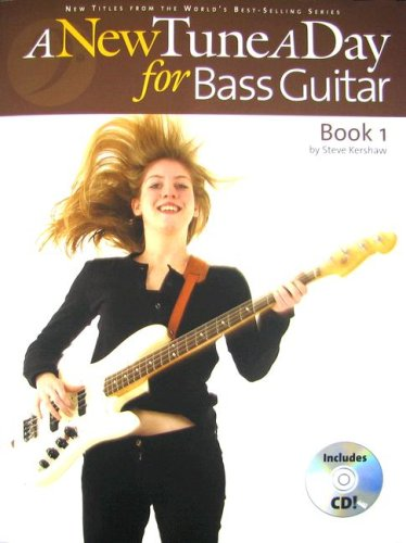 A New Tune a Day for Bass Guitar: Book 1