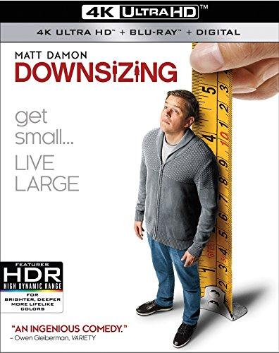 Downsizing [Blu-ray]