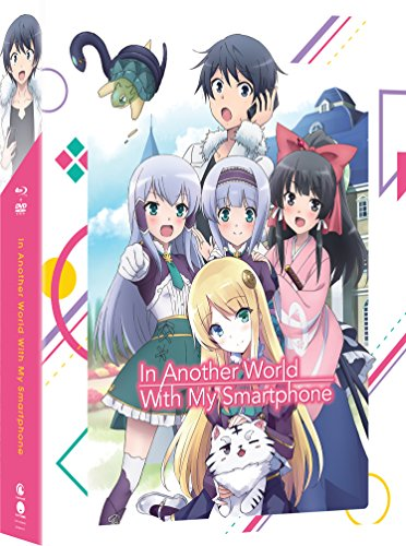 In Another World with My Smartphone: The Complete Series - Limited Edition Blu-ray + DVD