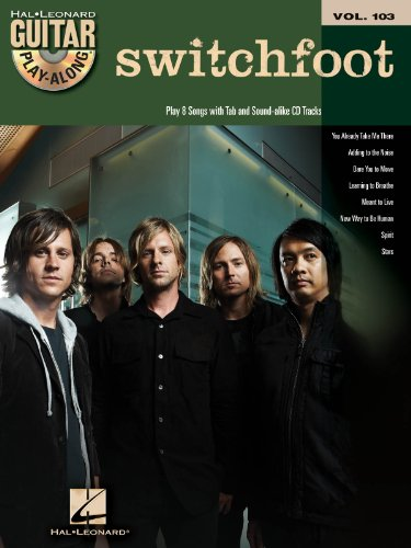 Switchfoot - Guitar or Lute - BOOK+CD