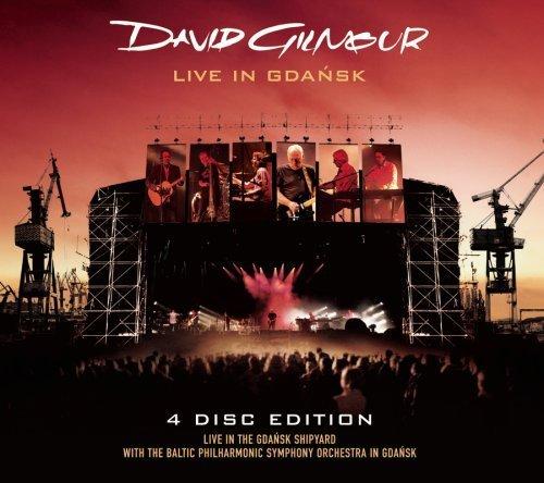 Live In Gdansk (2 CD/2 DVD) by David Gilmour [Music CD]