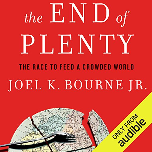 The End of Plenty audiobook cover art